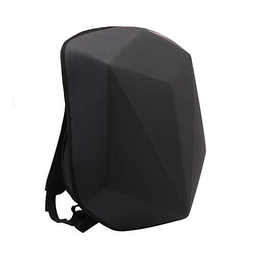 Rucksack Hardshell Bags Gepäck - Kohlefaser Große Kapazität Hartschale Motorrad Helm Rucksack Wasserdichtes Reiten Laptoptasche Für Reisen Camping Radfahren Aufbewahrungstasche Motorrad