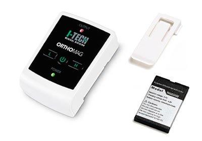 I-tech Orthomag Aparato para magnetoterapia casera portátil 1 canal baja frecuencia CEMP - DISP.MED. CE 0476
