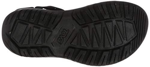 Teva Women's Hurricane XLT 2 Sandal, Black, 8
