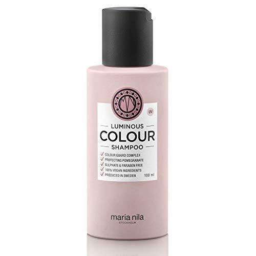 Maria Nila Luminous Colour Shampoo, 100ML