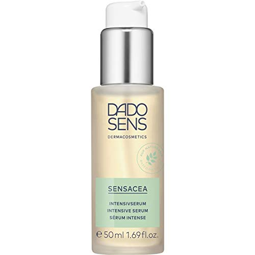 Dado Sens Sensacea Intensiv Serum 50ml - milde Pflege für hypersensible Haut mit Neigung zu...
