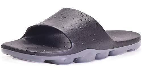 Hombre Mujer Sandalias Deportivo de Playa y Piscina Verano Zapatos de Punta Descubierta Chanclas