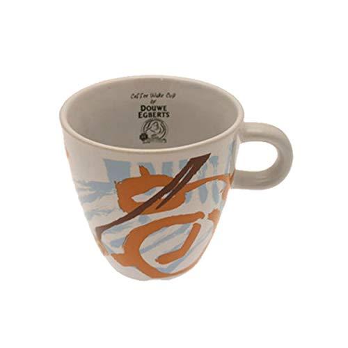Douwe Egberts Kaffeebecher Kaffeetasse Limitierte Auflage Porzellan 260 ml