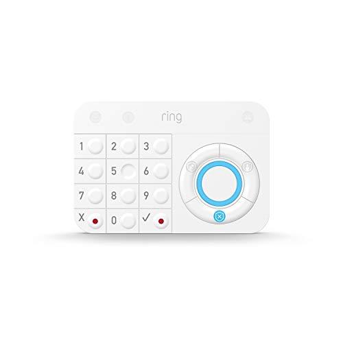 Teclado de la Ring Alarm