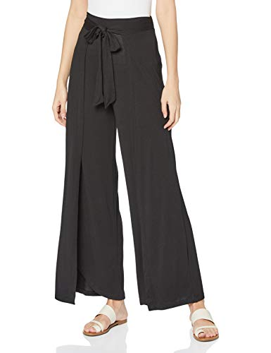 Joe Browns Damen Wrap Style Trousers Lssige Hose, A-schwarz, 34