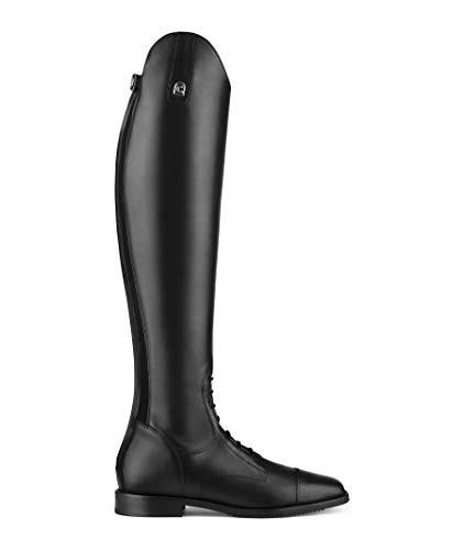 Cavallo Reitstiefel Linus Jump | Farbe: schwarz | Größe: 7-7½ | Schaftform: 47/35