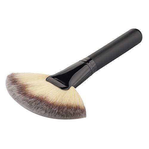 Gespout Pinceau de maquillage Secteur Forme du ventilateur Petite Correcteur Fond de Teint