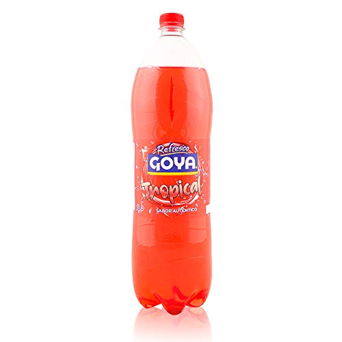 Goya - Tropical Soda - Refresco - 2 l