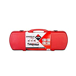 31MiUaWxdrL. SS300  - RUBI 14985 Cortadora manual con maleta, Gris