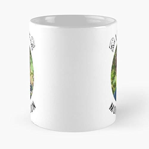World Gardener Green Retriever Lovely Charming TV Gardeners Golden Presenter Garden The Best Taza de café de cerámica blanca de 315 ml
