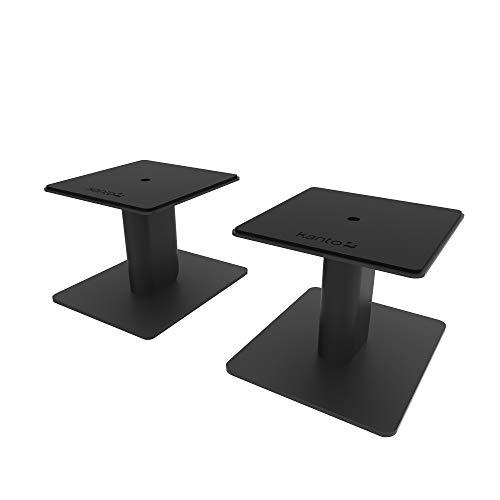 Kanto SP6HD Universal Tisch-Lautsprecherständer 15,2 cm (6 Zoll) schwarz