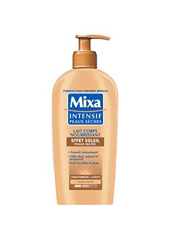 Mixa Körper Intensive trockene Milk Effekt Soleil Haut