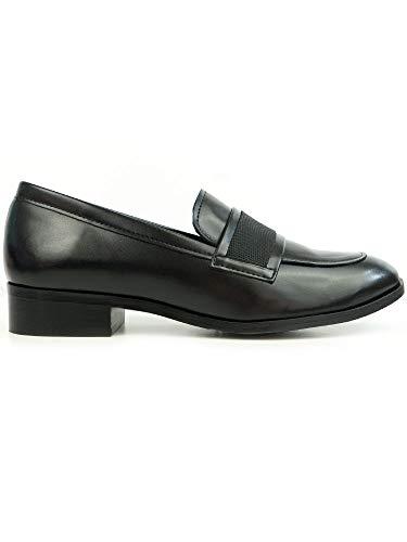 Will's Vegan Shoes Mocasines de Cinta, Color, Talla 36.5 EU