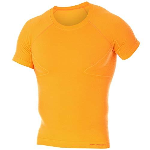 BRUBECK SS11710 Active Wool Hombres Camiseta Merino | Camisa | Ropa Interior Funcional