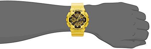 『[カシオ] 腕時計 ジーショック BIG CASE SERIES GA-110NM-9AJF イエロー』のトップ画像