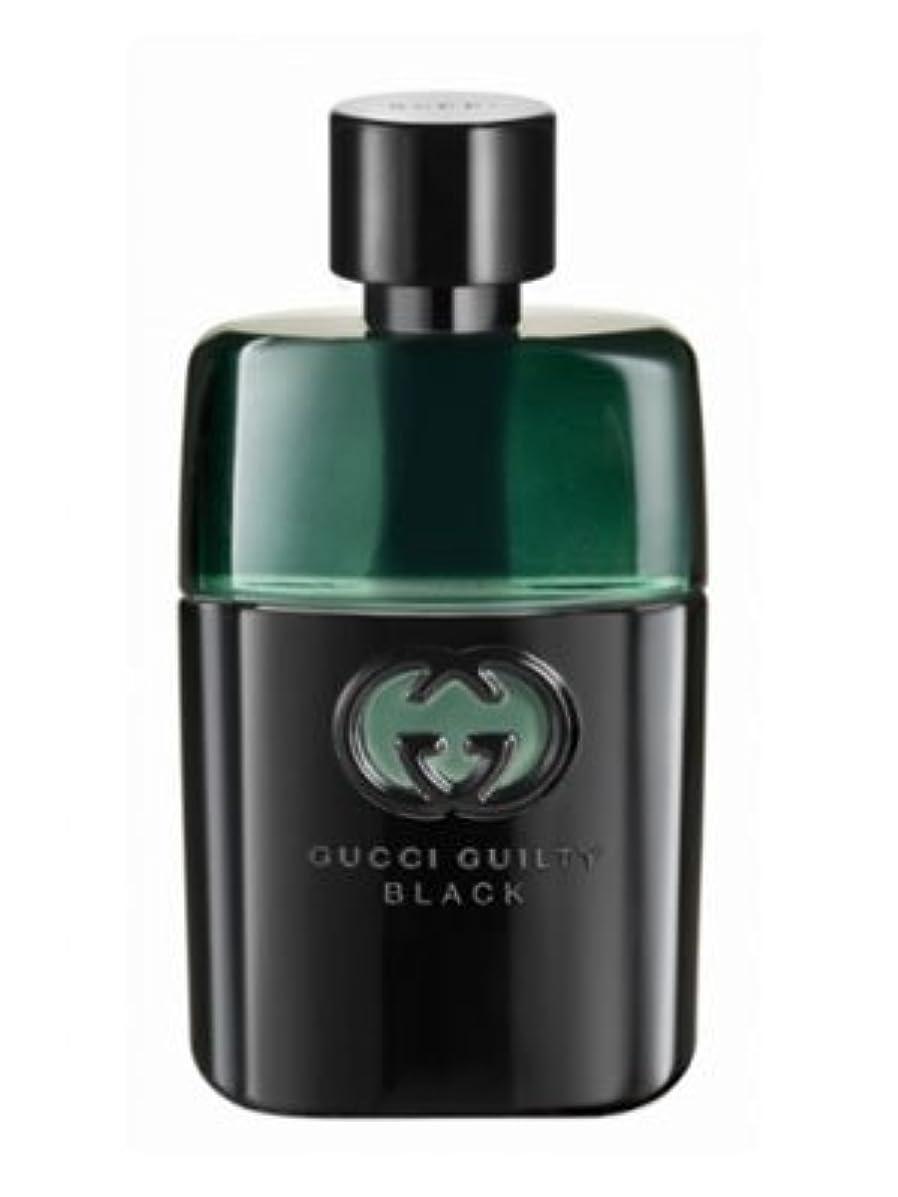 麺所有権ペンスGucci Guilty Black Pour Homme (グッチ ギルティー ブラック プアー オム) 3.0 oz (90ml) EDT Spray or Men