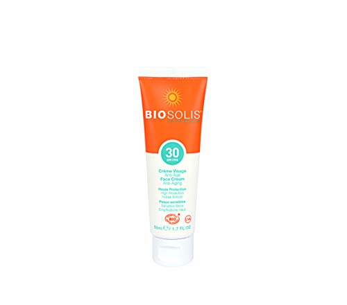 Biosolis Face cream SPF30