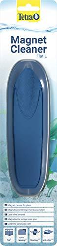 Tetra Magnet Cleaner - Magnetischer Scheibenreiniger für das Aquarium, Scheibenmagnet für eine schnelle und einfache Aquarium Reinigung, Größe L