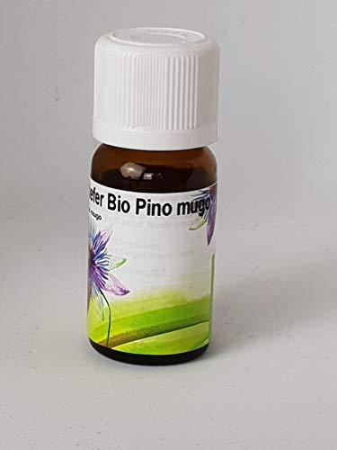 Bio Pino mugo di olii essenziali, 100% naturali e biologici 10ml