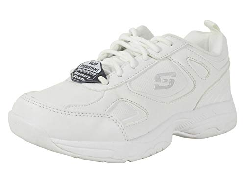 Skechers Women's 77200W Work Relaxed Fit: Dighton Bricelyn...