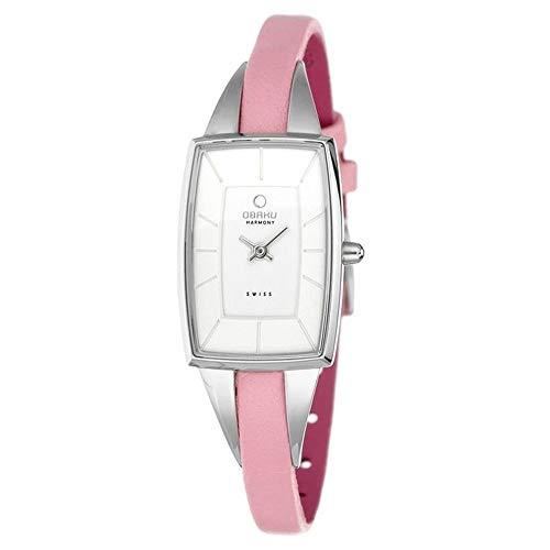 Reloj - Obaku - para Mujer - V120LCIRP-S