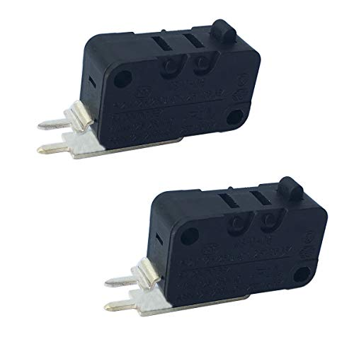LONYE W10195039 Dishwasher Float Switch Fit for Whirlpool KitchenAid Maytag Dishwasher WPW10195039 MS10-06 PS11750031(Pack of 2)