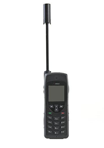 Iridium 9555 Satellite Kit - Factory Unlocked Phone - Retail Packaging (Black)