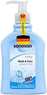 Sanosan Baby Wash and Care