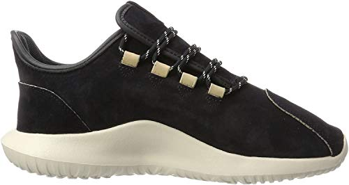 adidas Tubular Shadow, Zapatillas para Hombre, Negro (Core Black/Core Black/Clear Brown), 45 1/3 EU