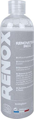 Cristel NRXF3 Nettoyant INOX écologique, Multicolore, 5 cm