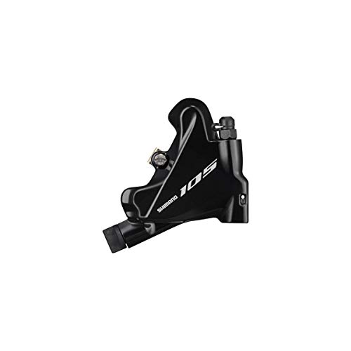 SHIMANO 105 BR-R7070 Flat Mount Disc Brake Caliper Black, Rear