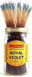 Royal Violet - 100 Wildberry Incense Sticks