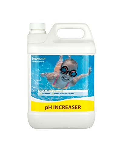 Bluewater pH Plus Increaser 5kg Swimming Pool Chemicals &...
