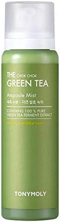 TONYMOLY The Chok Chok Green Tea Ampoule Mist 5 oz product image