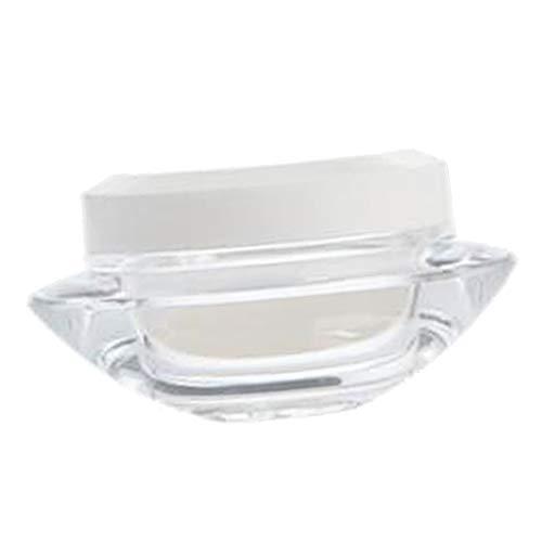 Colcolo Tarro de Maquillaje Vacío Caja de Plástico Tarro de Muestra de Viaje - 30g