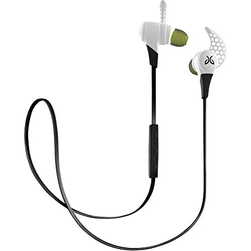 Jaybird X2 Sport Wireless Bluetooth in-Ear Headphones, Storm White (Renewed)