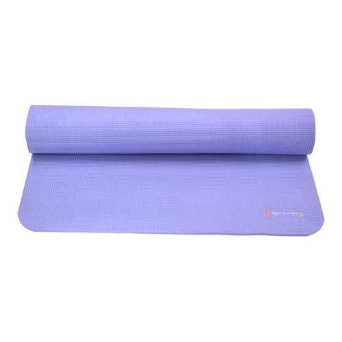 ヨガワークス(Yogaworks) ヨガマット6mm ラベンダー YW-A102-C004