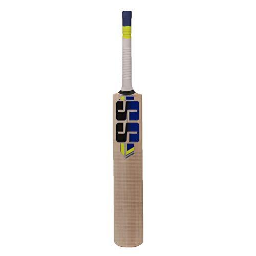 SS Kashmir Willow Cricket Bat Short Handle (Short Handle, Super Power)