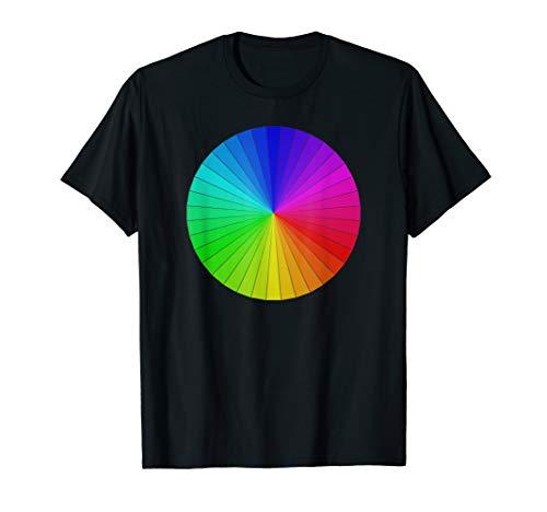 Farbe Blindheit Brille Geschenk sehen Farbe zum ersten Mal T-Shirt