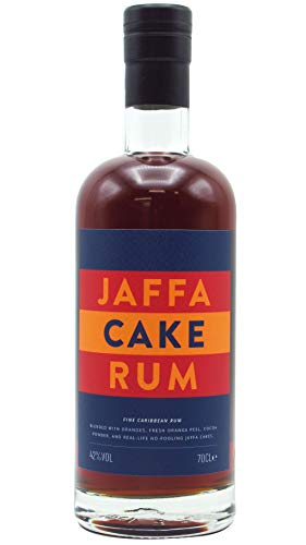 Jaffa Cake - Distilled With Real Jaffa Cakes - Whisky