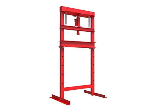 Planes de prensa hidráulica 12 toneladas Construye tu propia tienda Prensa de trabajo DIY Equipo de taller