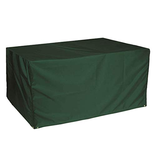 Bosmere C560 Outdoor Cover, 77' x 45' x 28', Green