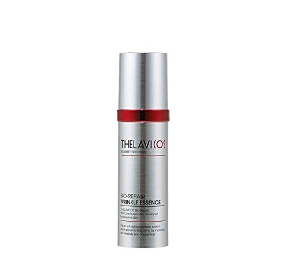 第二に代表ライセンスセラビコス THELAVICOS バイオリペア リンクル エッセンス 美容液 韓国コスメ スキンケア エイジングシリーズ
