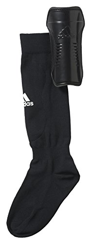 adidas Kinder Youth Guard Schienbeinschoner, Black/White, S