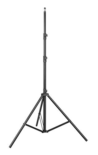 Sonia LS-250 9 Feet Portable Foldable Light Stand for Photography tiktok Video Photo Studio Shooting
