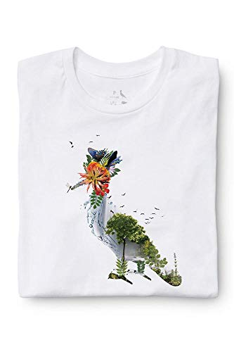 Camiseta Pica Pau Meio Ambiente