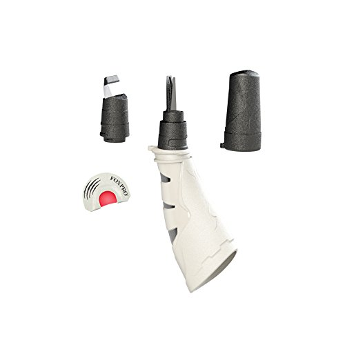 FOXPRO MR. Mouthy, White, One Size