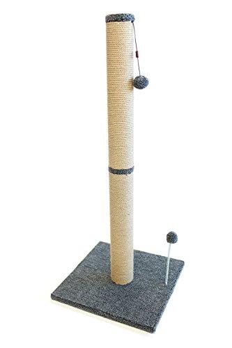 Cat Craft Jute Scratch Post 36'   Cat Scratcher Post  ...
