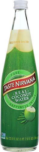 Taste Nirvana, Real Coconut water, 23.6 fl oz