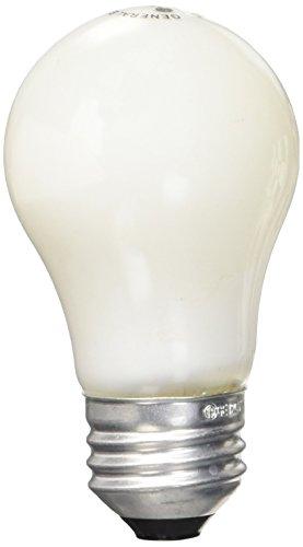 GE Lighting 97491 15A/W Soft White Light Bulb (2 Pack)
